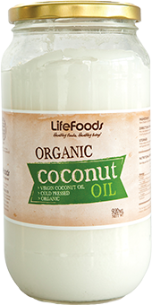 Life Foods Coconut Oil